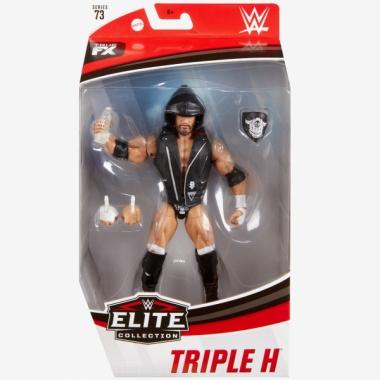 Figurina articulata WWE Triple H Elite 73, 18 cm