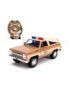 Stranger Things Chief Hopper's 1980 Chevy K5 Blazer, macheta auto 1:24