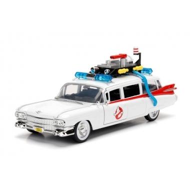 Ghostbusters 1959 Cadillac Ecto-1, macheta auto 1:24