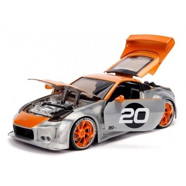 Jada 20th Anniversary 2003 Nissan 350Z, macheta auto 1:24