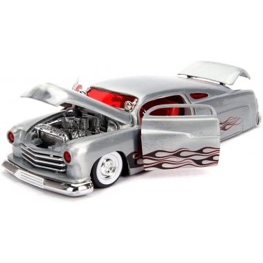 Jada Toys 20th Anniversary 1951 Mercury , macheta auto 1:24