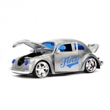 Jada Toys 20th Anniversary 1959 VW Beetle, macheta auto 1:24