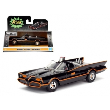 Batmobil Classic TV Series 1966 Batmobile, macheta auto 1:32