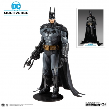 Figurina Batman Arkham Asylum Batman 18 cm