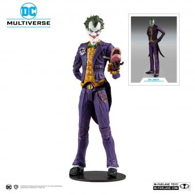 Figurina Batman Arkham Asylum Joker 18 cm