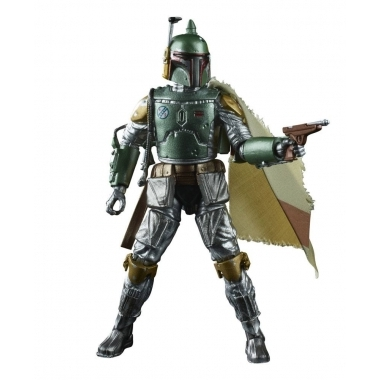 Star Wars Episode V Black Series Carbonized 2020 Boba Fett 15 cm (IuLie)