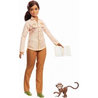 Papusa Barbie Cariere - Aventuri in jungla
