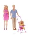 Steffi Love - familia fericita - 29 cm