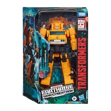 Transformers War for Cybertron: Earthrise Voyager Grapple