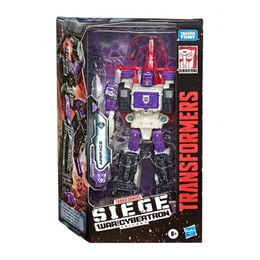 Transformers War for Cybertron: Siege Voyager 2020 Wave 1 Apeface