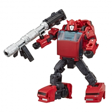 Transformers War for Cybertron: Earthrise Deluxe Cliffjumper 14 cm