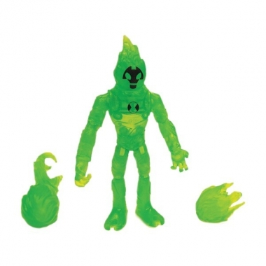 Ben 10, Out of the Omnitrix Heatblast 12 cm