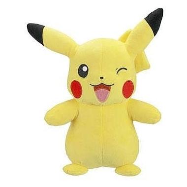 Pokemon, Jucarie plus 30 cm Pikachu