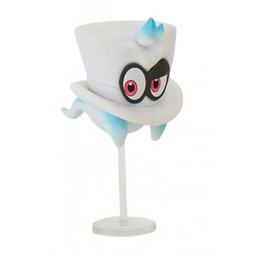 World of Nintendo, minifigurina Ghost Cappy 6 cm