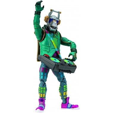 Fortnite, Figurina DJ Yonder 15 cm (Legendary Series)