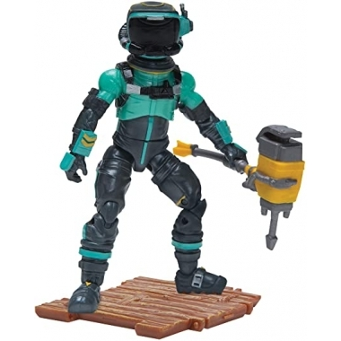 Fortnite Solo Mode Figurina Toxic Trooper 10 cm