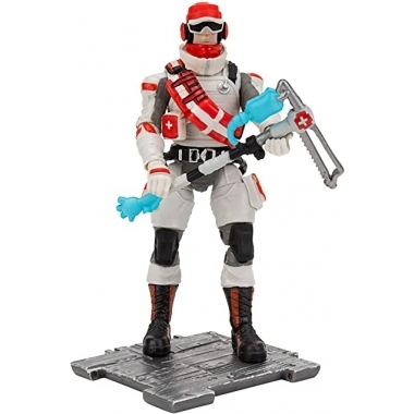 Fortnite Solo Mode Figurina Triage Trooper 10 cm
