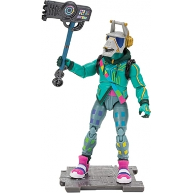 Fortnite Solo Mode Figurina DJ Yonder 10 cm