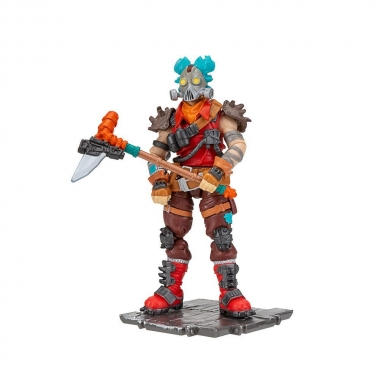 Fortnite Solo Mode Figurina Ruckus 10 cm