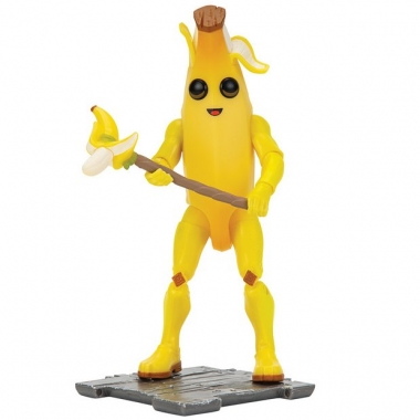 Fortnite Solo Mode Figurina Peely 10 cm