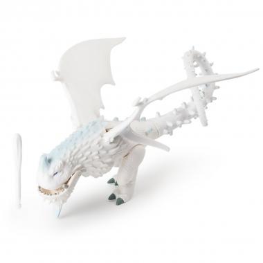 Dragon in actiune - Snow Wraith