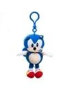 Sonic The Hedgehog, Plush Bagclip 13cm