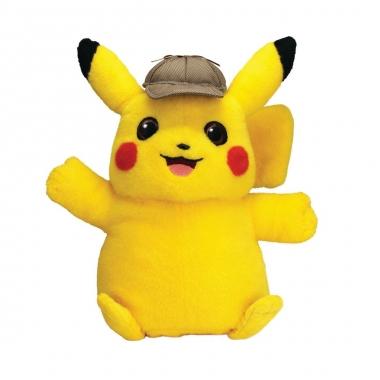 Pokémon: Detective Pikachu Jucarie plus cu fraze 35 cm