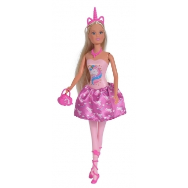 Papusa Steffi Love, unicorn style 29 cm