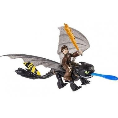 Dragon cu calaret: Stirbul si Sughit