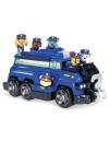 Super masina de politie - Chase cu 6 catelusi