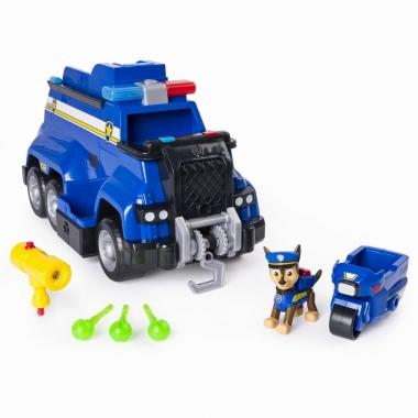 Patrula Catelusilor vehicul de politie Chase cu functiuni