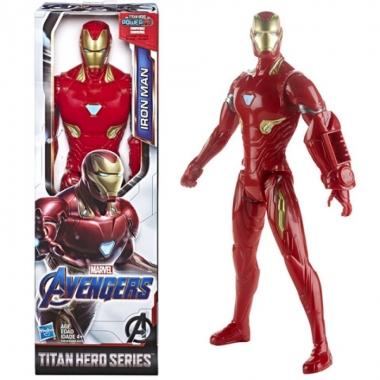 Avengers, Figurina Iron Man 29 cm (Titan Hero)