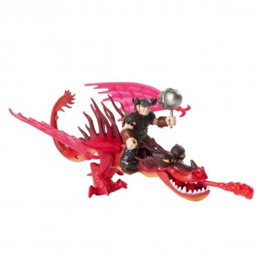 Dragon cu calaret: Hookfang si Snotloat
