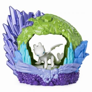 Barlogul dragonului Furia Alba