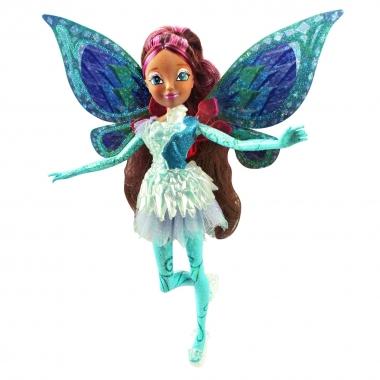 Papusa zana Layla, Winx Club - Tynix  Fairy, 28 cm