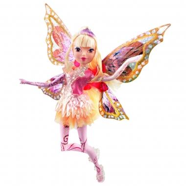 Papusa zana Stella, Winx  Club - Tynix Fairy, 28 cm