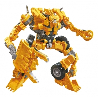 Transformers Studio Constructicon Scrapper 18 cm