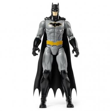 Batman, Figurina Batman 30cm cu capa neagra