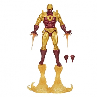 Marvel Legends Series Action Figure Iron Man 2020 15 cm