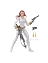 Marvel Legends Series Action Figure Black Widow White Suit Deadly Origin 15 cm