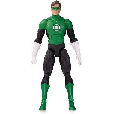 DC Essentials, Figurina articulata Hal Jordan 18 cm