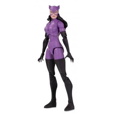 DC Essentials, Figurina articulata Catwoman (Knightfall) 18 cm