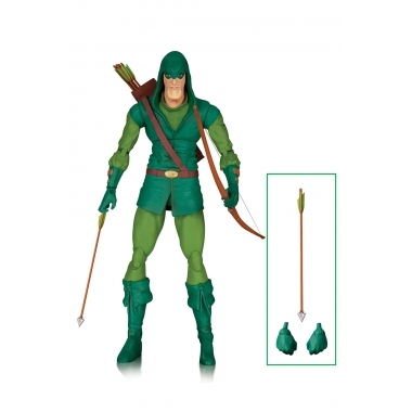 DC Comics Icons, Figurina Freen Arrow The Longbow Hunters 15 cm