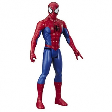Figurina Spider-Man, Titan Her Series, 30 cm