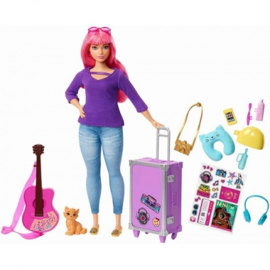 Papusa Daisy - Barbie Travel