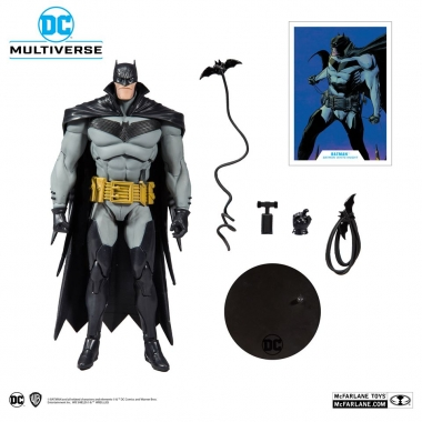 DC Multiverse Action Figure White Knight Batman 18 cm