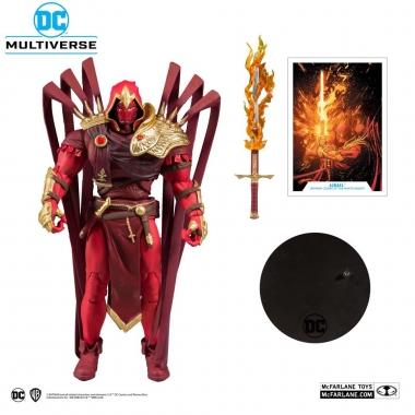 DC Multiverse Build A White Knight Azrael 18 cm (Septembrie)