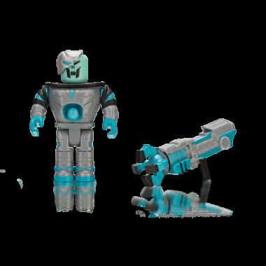 Figurina Roblox cu accesorii si cod virtual Bionic Bill
