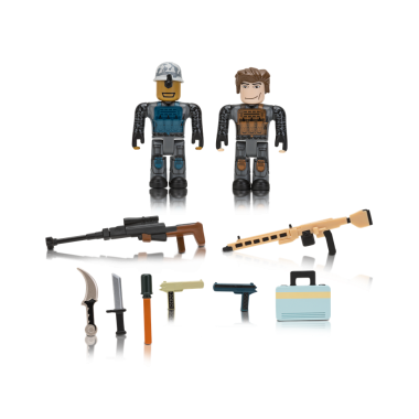 Roblox S4 - Phantom Forces (set 2 figurine)