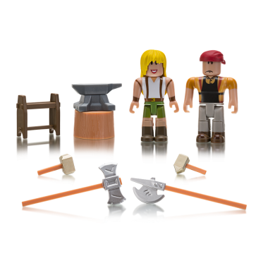 Roblox S4 - Forger's Workshop (set 2 figurine)